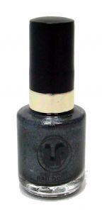 Laura Paige Nail Varnish - Metallic Grey No. 21